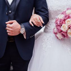 Gifts for the groom - wristwatch
