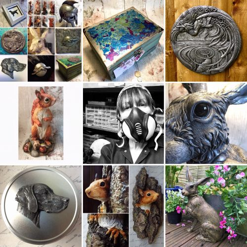 Just Kirsty Sculpture & Gifts