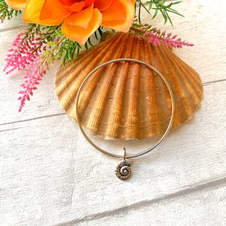 Nautilus bangle