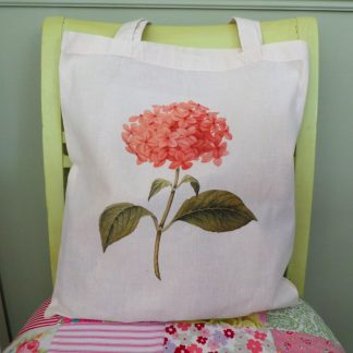 Ecofriendly Hydrangea shopper