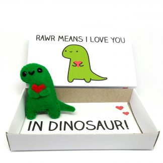 Rawr means I love you in dinosaur gift