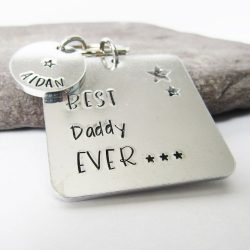 best daddy keyring