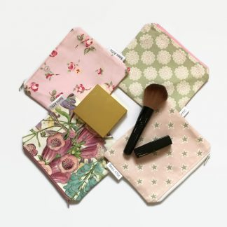 Small Make up Bag, Cosmetics Pouch