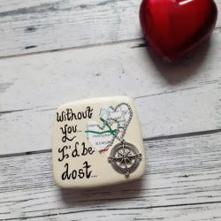 without you i be lost magnet