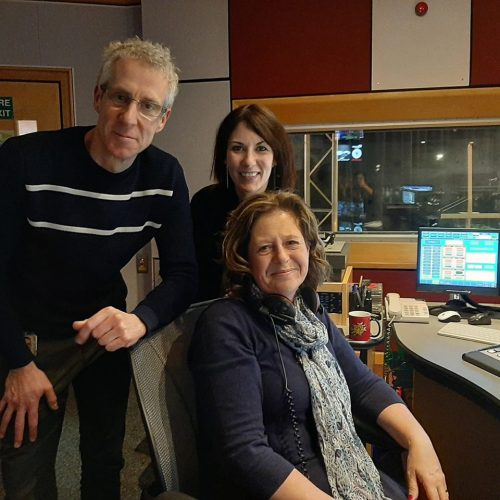 Guest Expert spot on BBC Radio Solent – The Alun & Lou Show