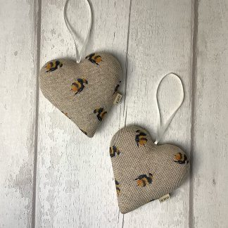 Hanging Heart - Bees