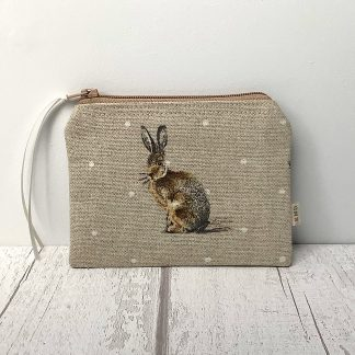 Coin Purse - Hare
