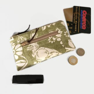 Sage Green coin Purse