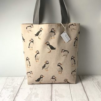 Tote Bag - Puffins - Puffin