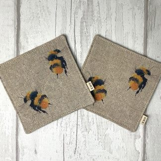 Coaster Set - Bees