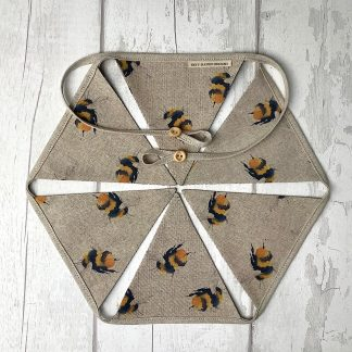 Bunting - Bees
