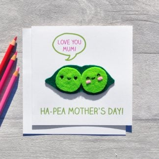 Cute mother's day card