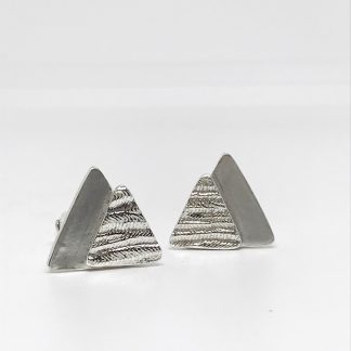 Mountain Peak Cufflinks