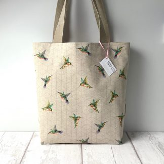 Tote Bag - Hummingbirds