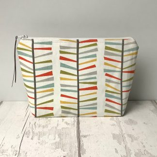 Cosmetic Bag - Geometric