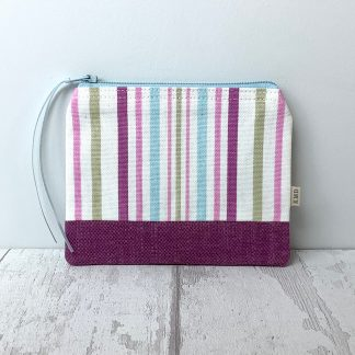 Coin Purse - Candy Stripes