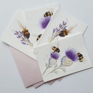 Bee Notelet / Cards