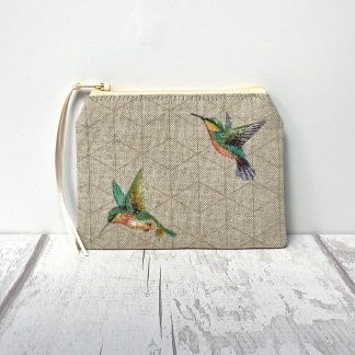 Purse - Hummingbird