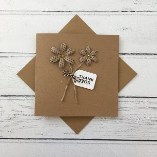 Crofts Crafts any occasion flower card