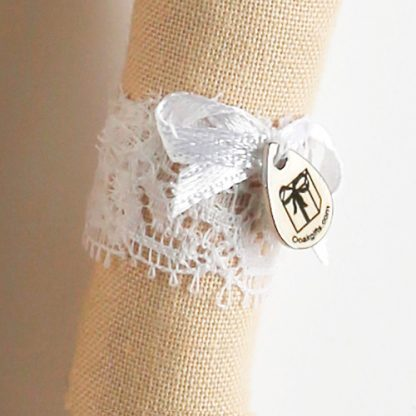 Wedding doll's garter