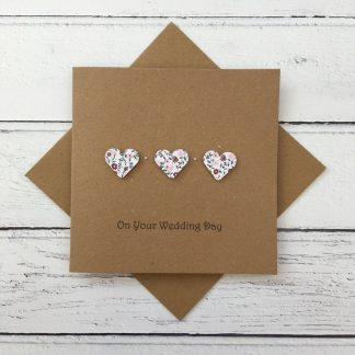 Crofts Crafts hearts any occasion card