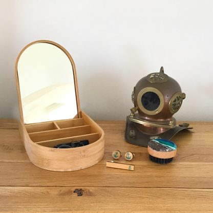 Watch box and matching items