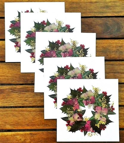 Holly and Ivy christmas cards
