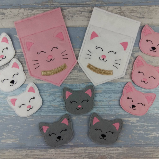 Cat Lover Banner Add On Extra Pieces