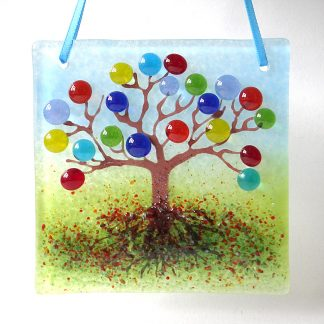 Tree of Life light catcher, hanging decoration