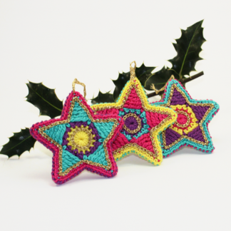 star christmas tree decorations