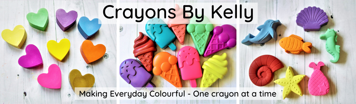 Crayons By Kelly