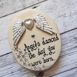 angel keepsake