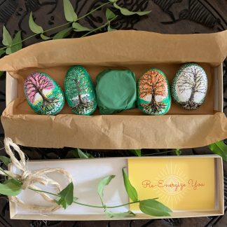 Tree of Life Energy Stones Gift Set