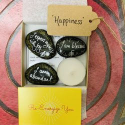 Mantras for life Energy Stones