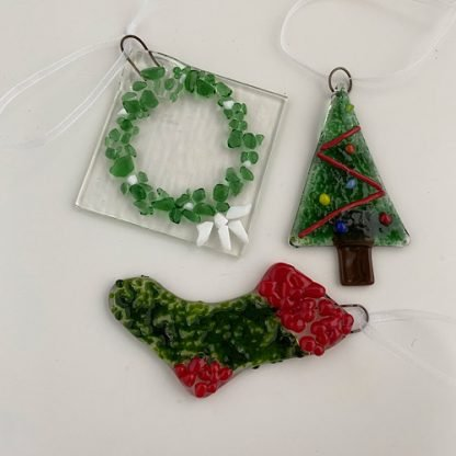 More examples of made at home decorations
