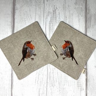 Coaster Set - Robins