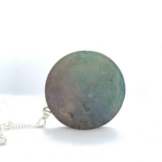 tranquil teal circle