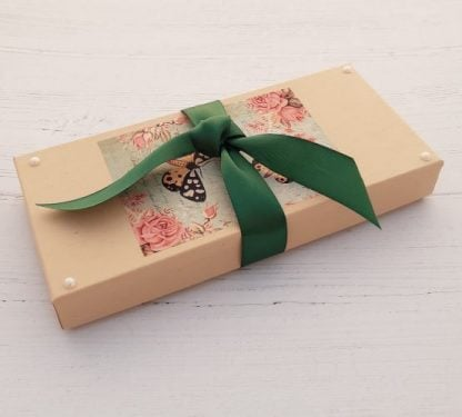 Gift Boxed wooden bunting