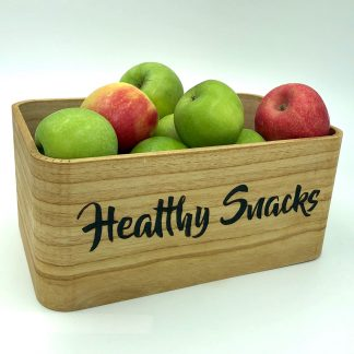 Healthy Snacks Storage Box