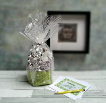 Storage basket gift idea