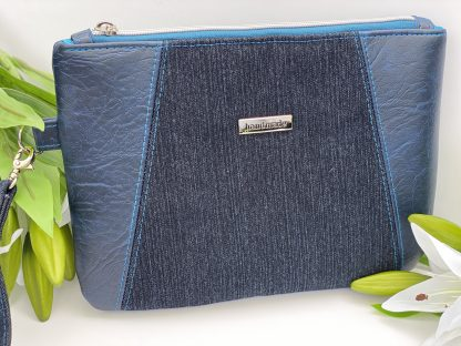 Upcycled evening bag