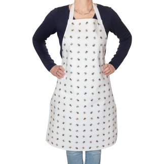 Bumble Bee Design Apron