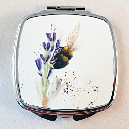 Bee Mirror Compact - Bumble r
