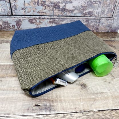 Mens toiletries bag