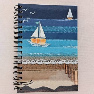Notebook Wind in our Sails design