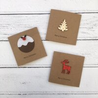 Crofts Crafts selection of Christmas cards