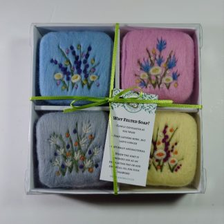 Soap Gift set with standard label