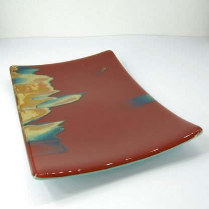 Special Reactive Glass Platter