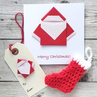 christmas card gift tag tree decoration bundle