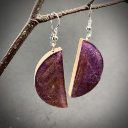 mulberry moon earrings